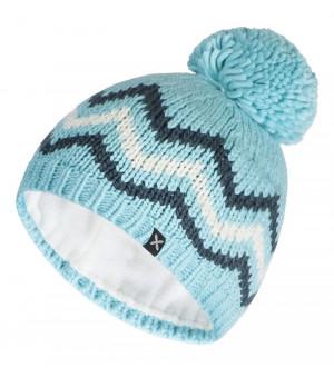 Montura Zeta Cap ice blue/blu cenere čiapka
