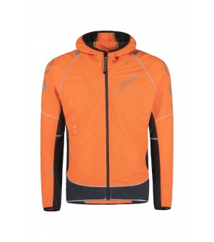 MONTURA RUN FLASH JACKET BUNDA ORANŽOVÁ