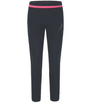 Montura Activity Pants W nero/rosa sugar nohavice
