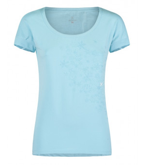 Montura Cristal T-Shirt W ice blue tričko