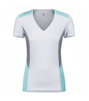 Montura Outdoor Sunny T-Shirt W bianco/ice blue tričko