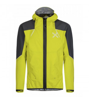 Montura Magic 2.0 Jacket giallo zolfo/piombo bunda