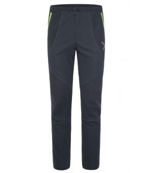 Montura Free K Light -7cm Pants nero/verde acido nohavice