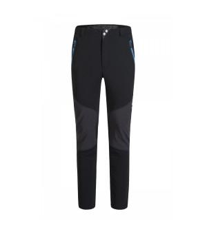 Montura Generation Pants nero/blu ottanio nohavice