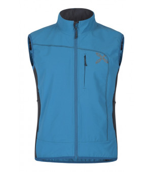 Montura Run Power Vest blu ottanio vesta