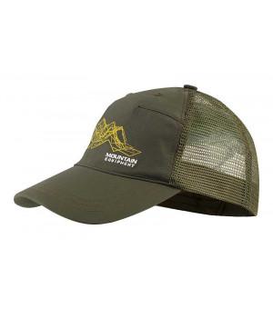 Mountain Equipment V13 Cap šiltovka Broadleaf