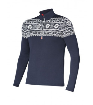 Newland Delmar Man T-Neck Navy/white rolák