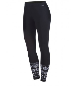 Newland Maggie Lady Leggings Black/white legíny