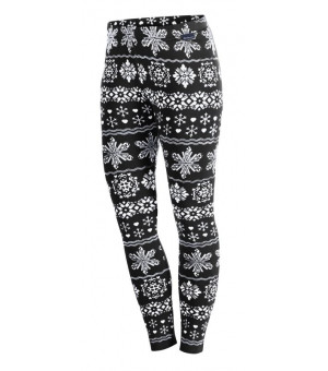 Newland Holly Lady Leggings Black/white legíny