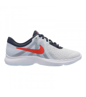Nike Revolution 4 SD (GS) sivé