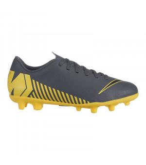 Nike Vapor 12 Club GS MG Jr sivé
