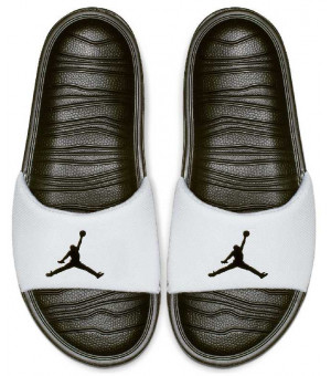 Nike M Jordan Break Slide šľapky 00 biele
