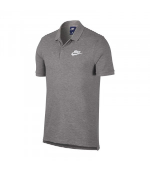 Nike M NSW Polo PQ Matchhu Polotričko sivé