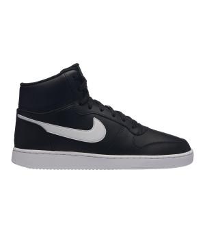 Nike M Ebernon Mid čierne