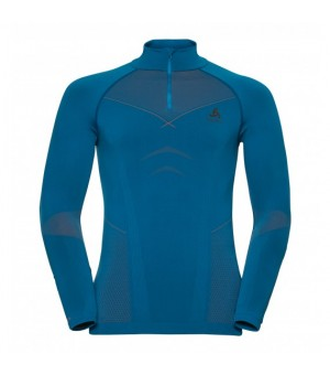 ODLO SHIRT L/S TURTLE NECK WARM TRIČKO