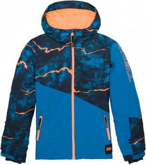 O´Neill Pb Halite Jacket Bunda modrá