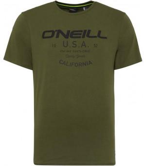 O´Neill LM Dawson T-Shirt Tričko zelené