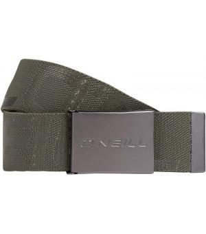O´Neill Bm Buckle Belt Opasok zelený