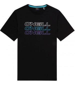O´Neill Lm Triple Logo T-Shirt Tričko čierne