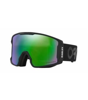 Oakley Line Miner Jade Iridium Lyžiarske okuliare