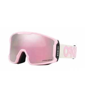 Oakley Line Miner XM FP Hi Pink Iridium Lyžiarske okuliare