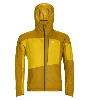 Ortovox Merino Windbreaker M yellowstone bunda
