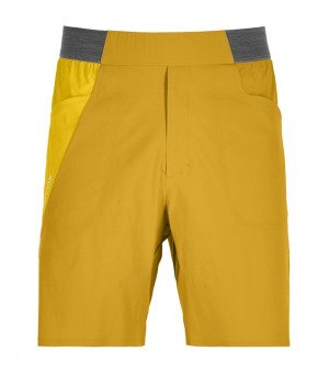 Ortovox Piz Selva Light Shorts M yellowstone kraťasy