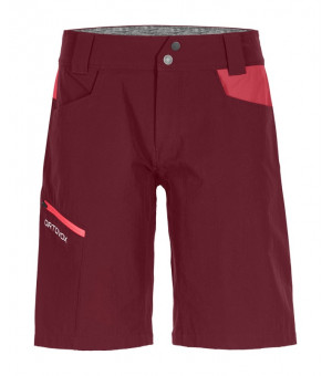 Ortovox Pelmo Shorts W dark blood kraťasy