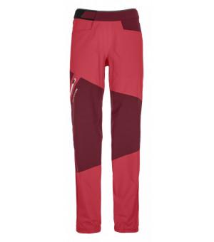Ortovox Vajolet Pants W hot coral nohavice