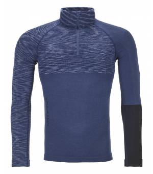 Ortovox 230 Competition Zip Neck M night blue blend rolák