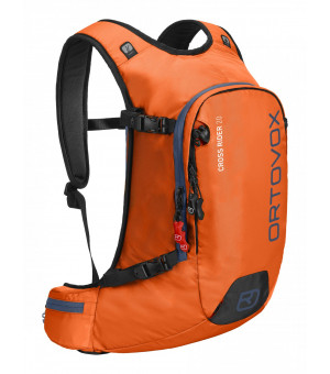Ortovox Cross Rider 20 crazy orange batoh