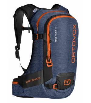 Ortovox Free Rider 26l night blue blend batoh