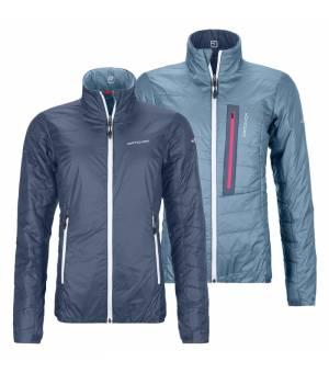 Ortovox Piz Bial Jacket W night blue bunda