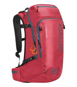 Ortovox Tour Rider 28 S hot coral batoh