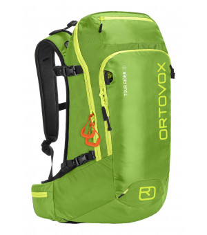 Ortovox Tour Rider 30 matcha green batoh