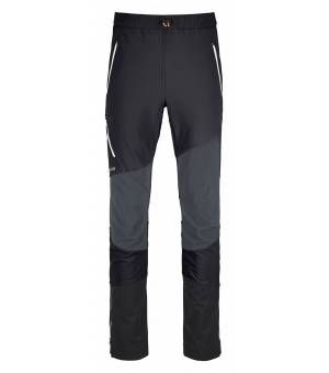 Ortovox Col Becchei Pants M black raven nohavice