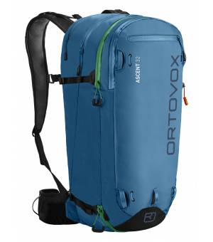 Ortovox Ascent 32l blue sea batoh