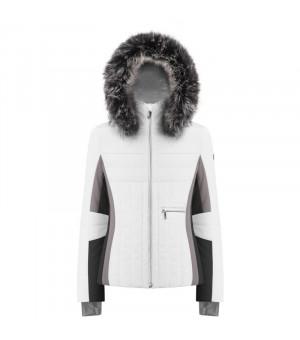 Poivre Blanc 1002 W Jacket White/multi bunda