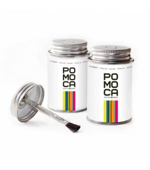 Pomoca Can of Glue with Brush 150g lepidlo na pásy
