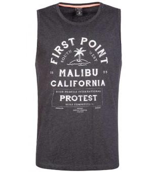 Protest Etek tričko True Black