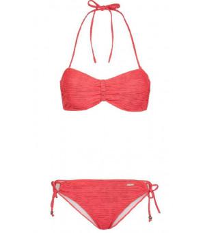 71438a8bcd Protest Ale dámske plavky bikini Coral Blaze
