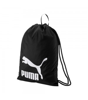 PUMA ORIGINALS GYMSACK BLACK VAK