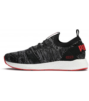 Puma NRGY Neko Engineer Knit black/high risk red