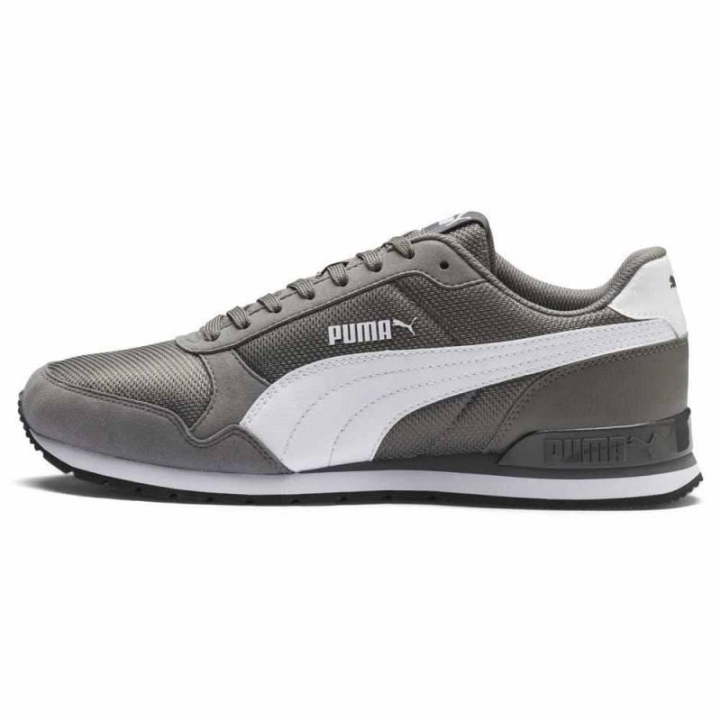 bef8106c47d27 Puma ST Runner V2 Mesh charcoal/grey pánske voľnočasové tenisky ...