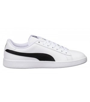 Puma Smash V2 L biele