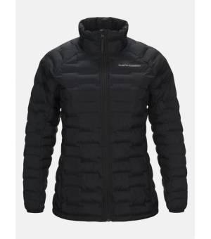 Peak Performance Argon W Light Jacket Black bunda