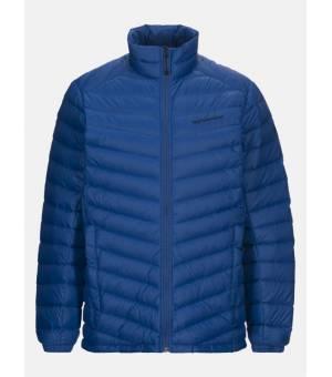 Peak Performance Frost M Down Jacket True Blue bunda