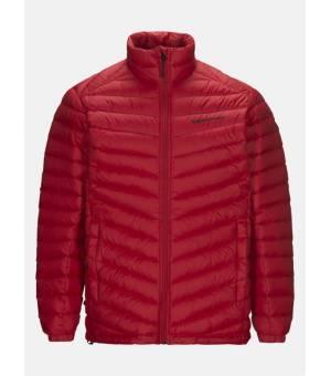 Peak Performance Frost M Down Jacket Dark Chilli bunda