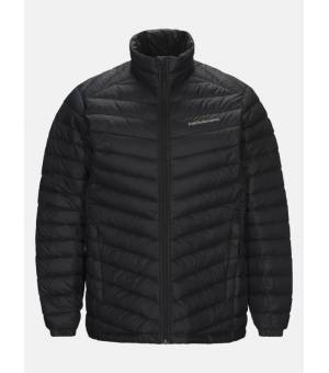 Peak Performance Frost M Down Jacket Black bunda