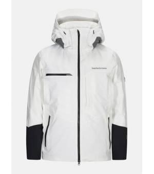 Peak Performance Velaero M Jacket Offwhite bunda
